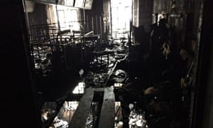 Glasgow School of Art fire: archivists begin salvage effort