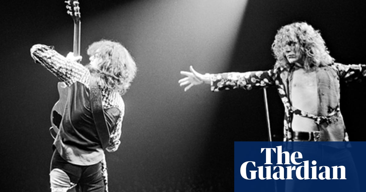 Jimmy Page and Robert Plant: how we made Led Zeppelin III