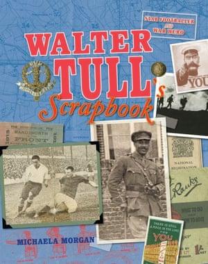 Walter Tull: Walter Tull front