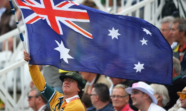 How important is sport in shaping australia's national identity?