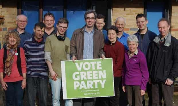 Green Party Broomhill in Sheffield