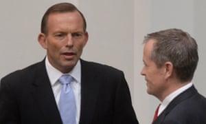 Abbott and Shorten