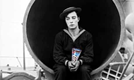 Edgar Wright's deleted Buster Keaton Cornetto selfie