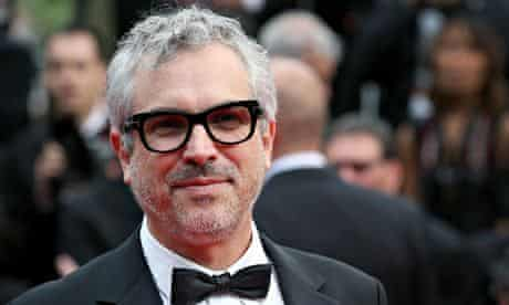 Director Alfonso Cuaron at Cannes 2014