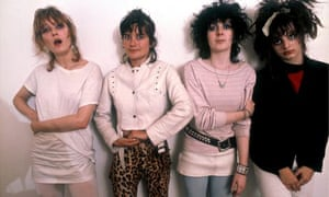 THE SLITS - 1970S