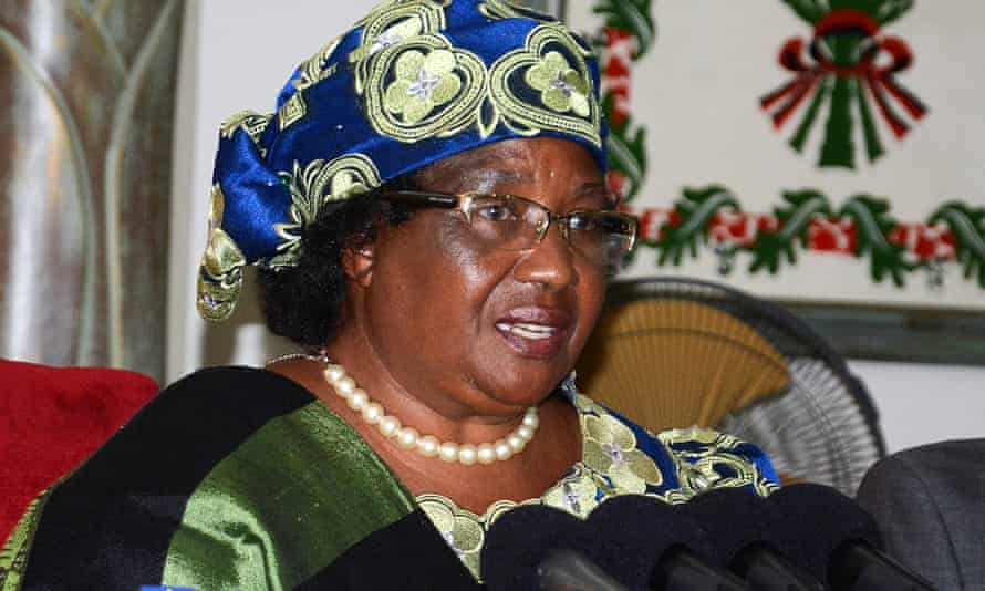 """Malawi President Joyce Banda said there had been """"serious irregularities"""" in the conduct of last week's election."""