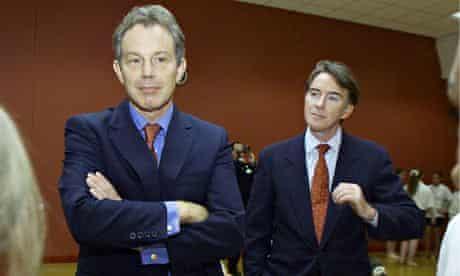 Blair and Mandelson