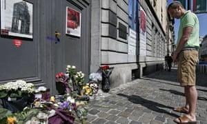 Shooting at the Jewish Museum, Brussels, Belgium - 25 May 2014