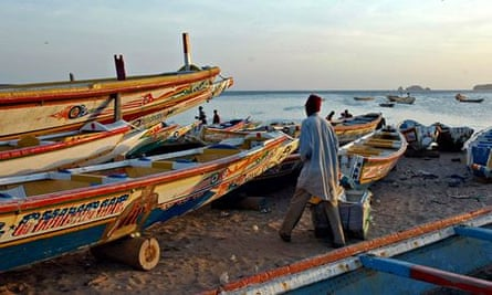 To match feature Senegal Fishing