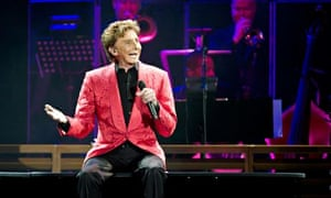 Barry Manilow Performs At O2 Arena In London