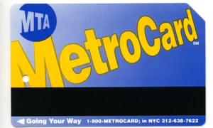 first MetroCard