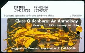 Guggenheim MetroCard