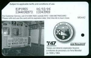 MetroCard 100