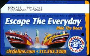 MetroCard circle line