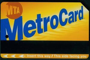 MetroCard gold