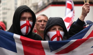 Racism on the rise in Britain | UK news | The Guardian