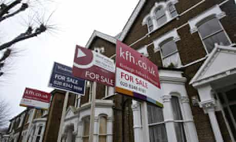 Houses for sale in London