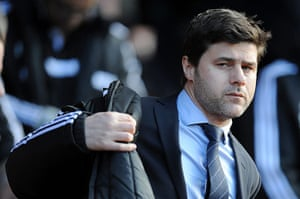 Levy Managers: Manager Mauricio Pochettino