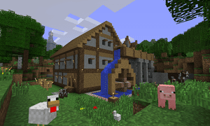 Minecraft – 36 times larger on PS4 and Xbox One | Games