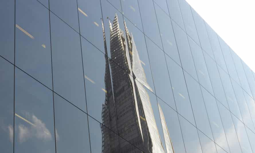 Shardenfreude … the faceted spire of the Shard has proved an inspiration for many.