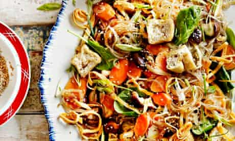 World Cup food: Japchae