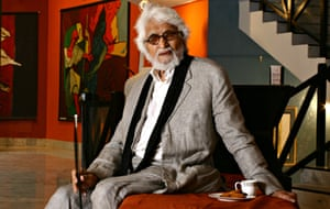 MF Husainin Hyderabad
