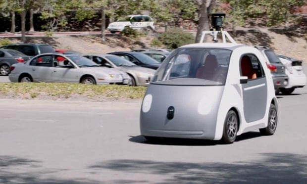 Googles self driving car how does it work and when can we drive googles self driving car how does it work and when can we drive one technology the guardian ccuart Gallery