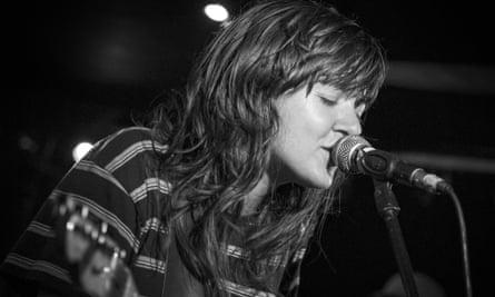 Courtney Barnett on tour: Live close-up
