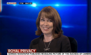 Kay Burley tells Duchess of Cambridge to but a six-pack of big pants