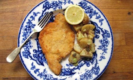 How To Make The Perfect Wiener Schnitzel Food The Guardian