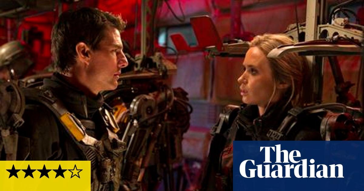 Edge of Tomorrow review – Tom Cruise in born again