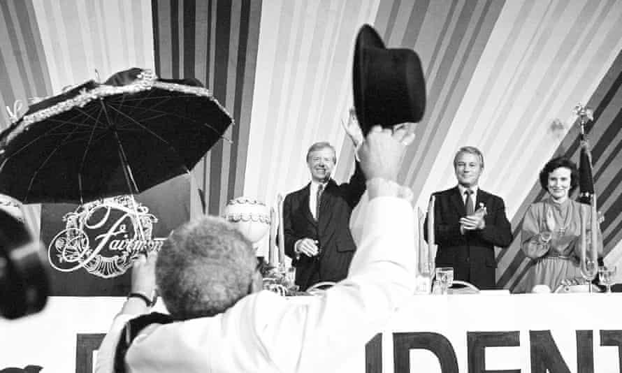Edwin Edwards with Jimmy Carter