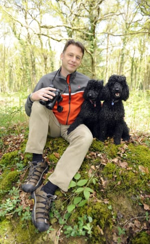 Chris Packham And The Evolution Of Springwatch Style