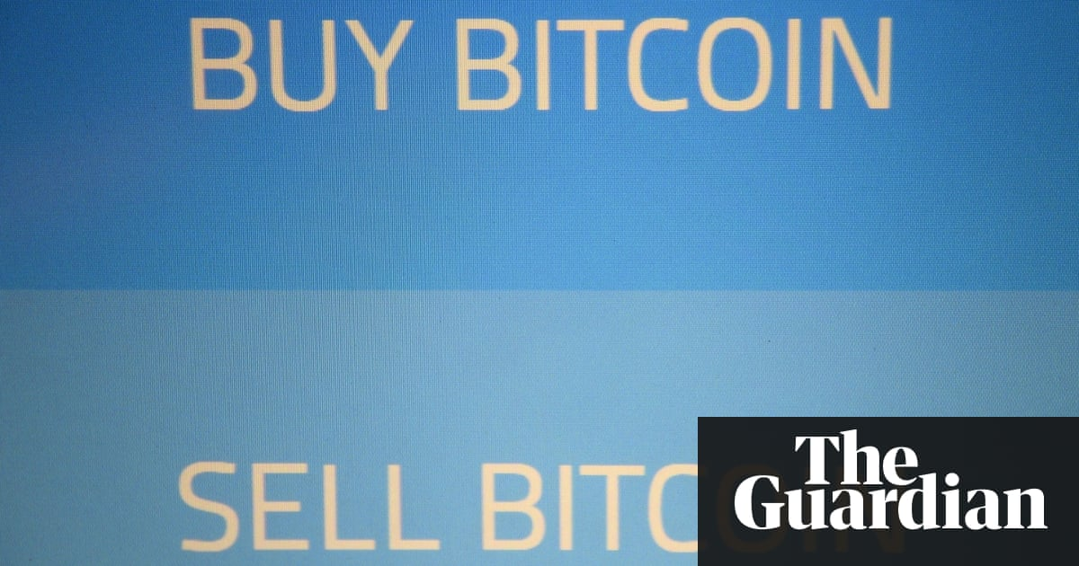 Bitcoin bots bought millions in the last days of mt gox technology part of the display screen of a robocoin atm that accepts bitcoin at the d las ccuart Images