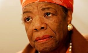 Maya Angelou in 2005.