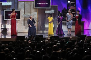 Maya Angelou in pictures: Maya Angelou at BET Honors 2012