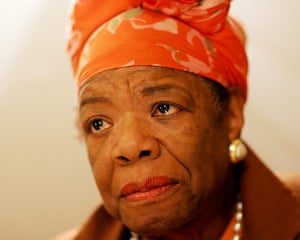 Maya Angelou in pictures: Maya Angelou in 2006