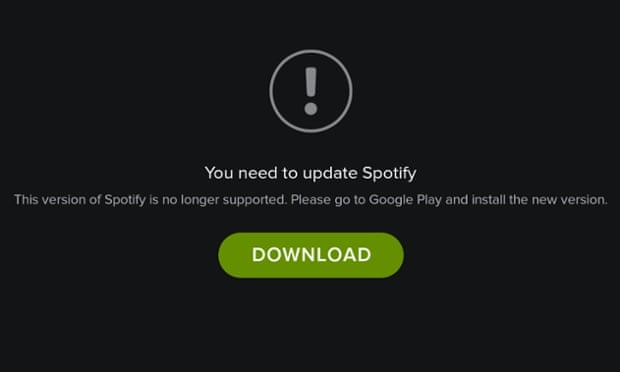 Spotify Hack Leads To Rollout Of New Android App Technology The