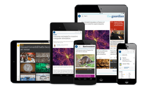 The new Guardian app for iOS and Android