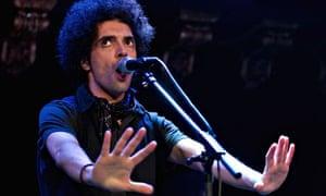 Ali Eskandarian iranian american singer Yellow Dogs