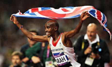 London 2012 Olympic Games - Athletics - Men's 10,000m Final