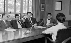 mental health clinic 1955