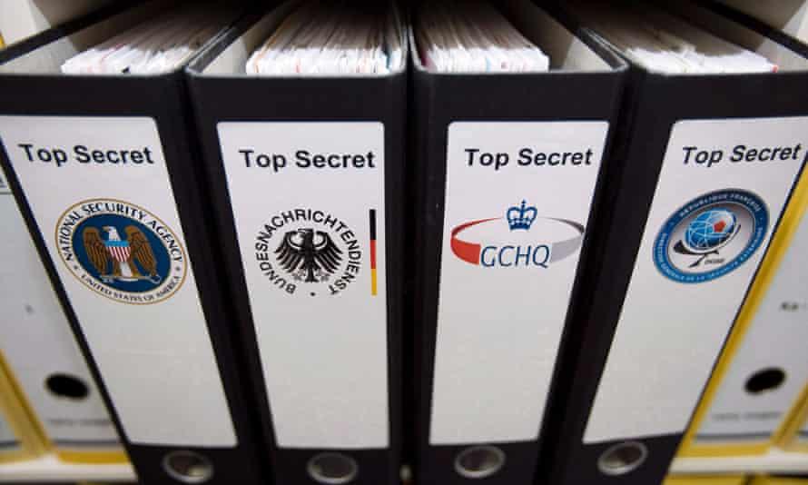 Intelligence agencies NSA