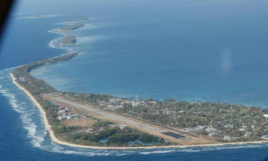 tuvalu climate piece