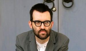 Mark Oliver Everett, aka E, of the music group Eels