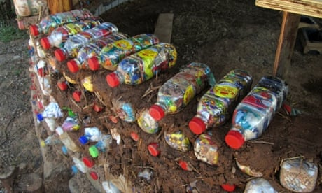 EcoBricks and education: how plastic bottle rubbish is helping build schools