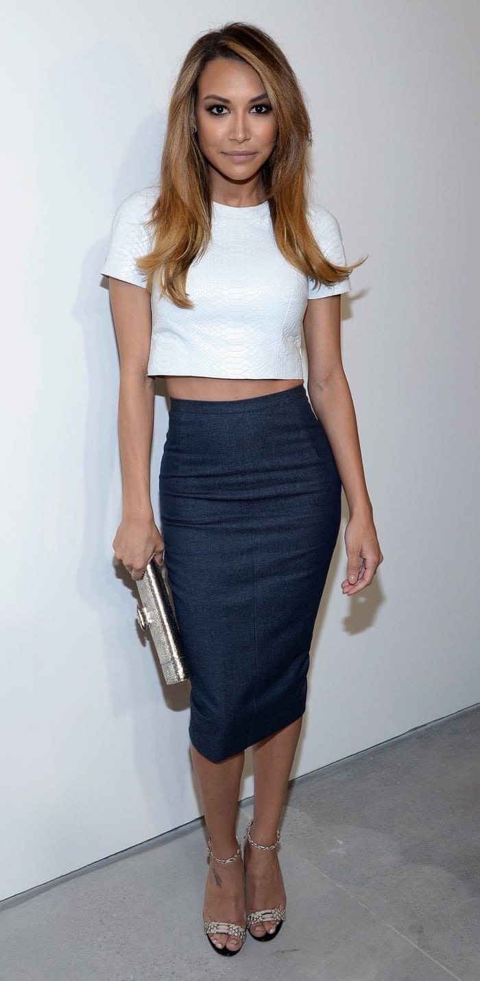 dcf0efeaf7 Pencil skirts: the Kim Kardashian effect | Fashion | The Guardian