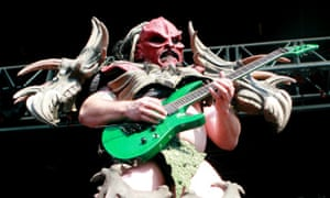 Gwar lead guitarist Flattus Maximus Cory Smoot thrash metal