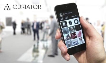 curiator-app