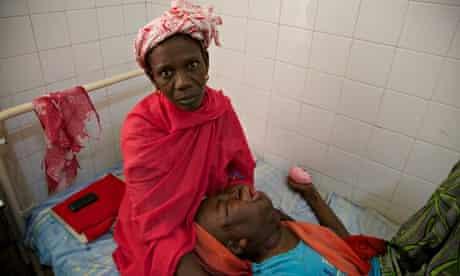 Coumba Awa and Aminata Diob